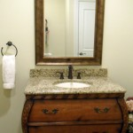 New Powder Room Renovation