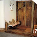 Custom Barn Wood Doors, Trim, and Flooring