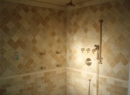 New Custom Tile Shower