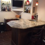 New Bar in Basement