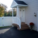 New Side Porch