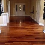 Solid 3/4 Teak Hardwood Flooring
