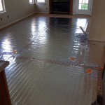 Electric Heating Mats under Laminate Flooring