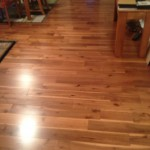 New Laminate Floors with Electric Heating Mats