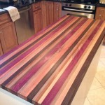 Custom Wood Butcher Block