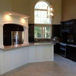 New Kitchen Renovation with Ceramic Tile