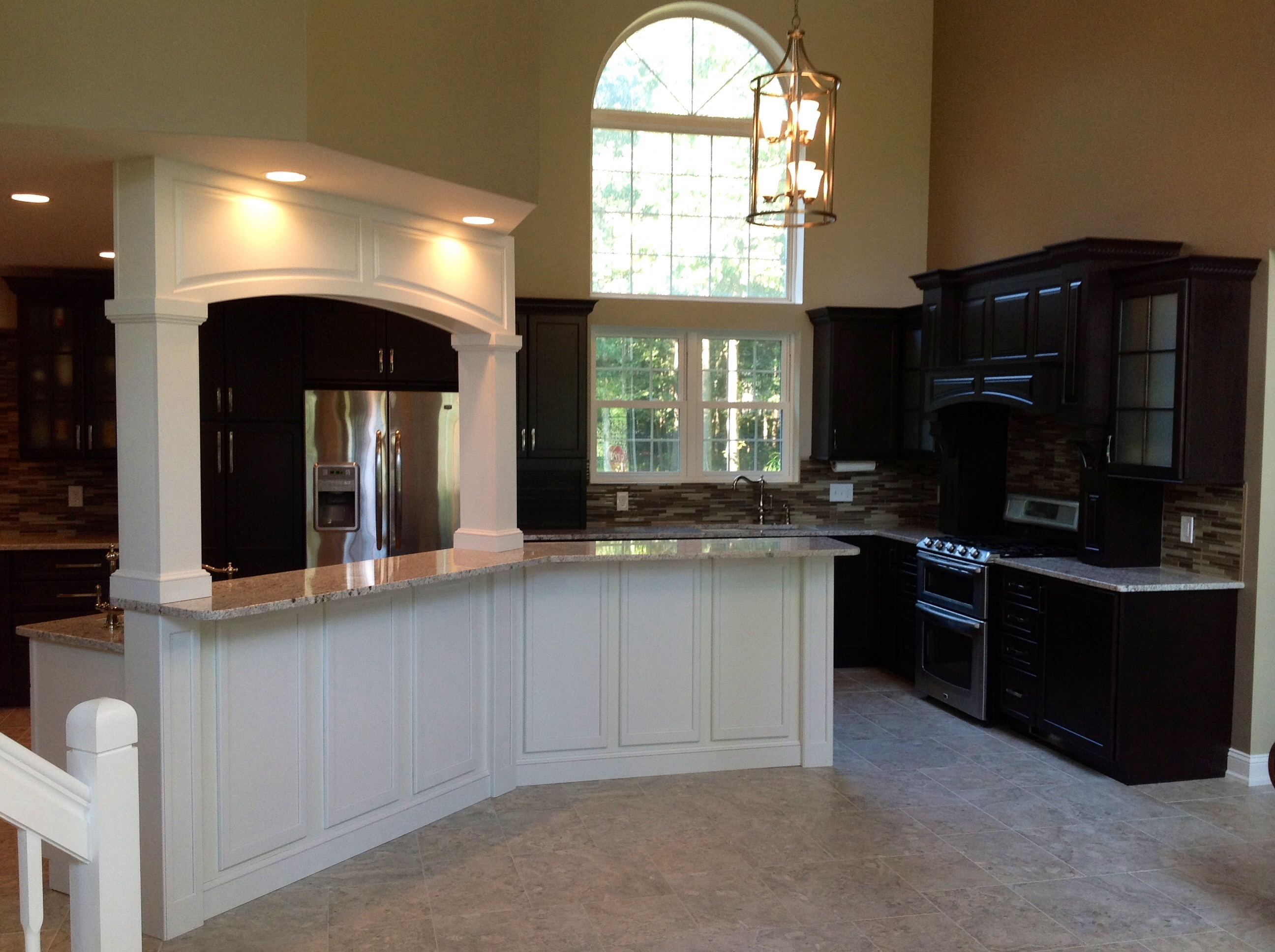 New Kitchen Remodel Houses Interior Design