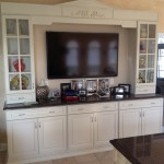 New Kitchen Entertainment Center