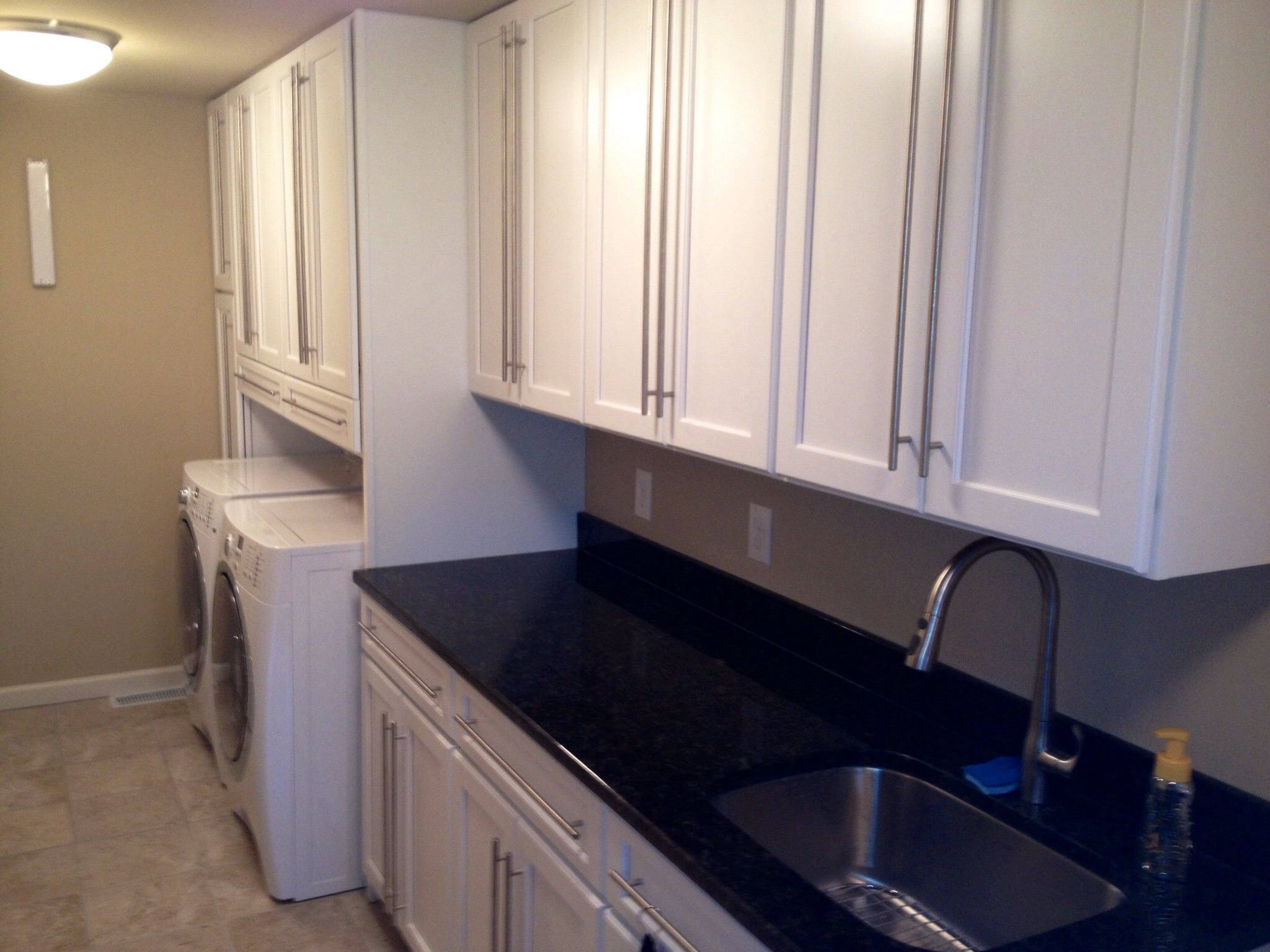 A master builders interior renovations for Laundry room renovation