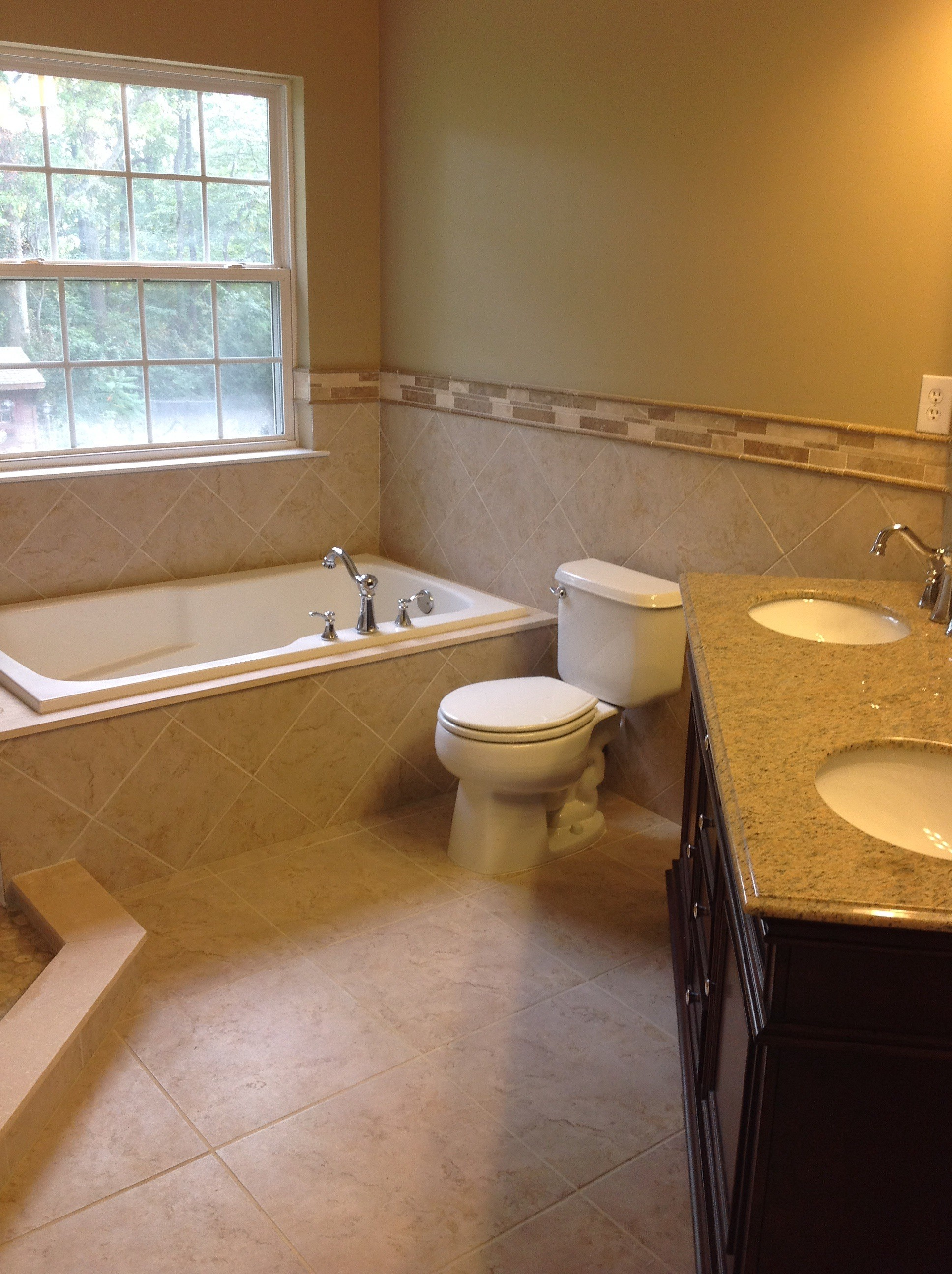 Bath Remodel In West Deptford Located In South Jersey