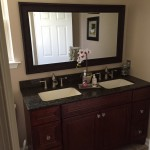 Renovated Powder Room