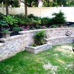 Paver Seating Area