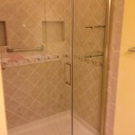 Custom tile Shower