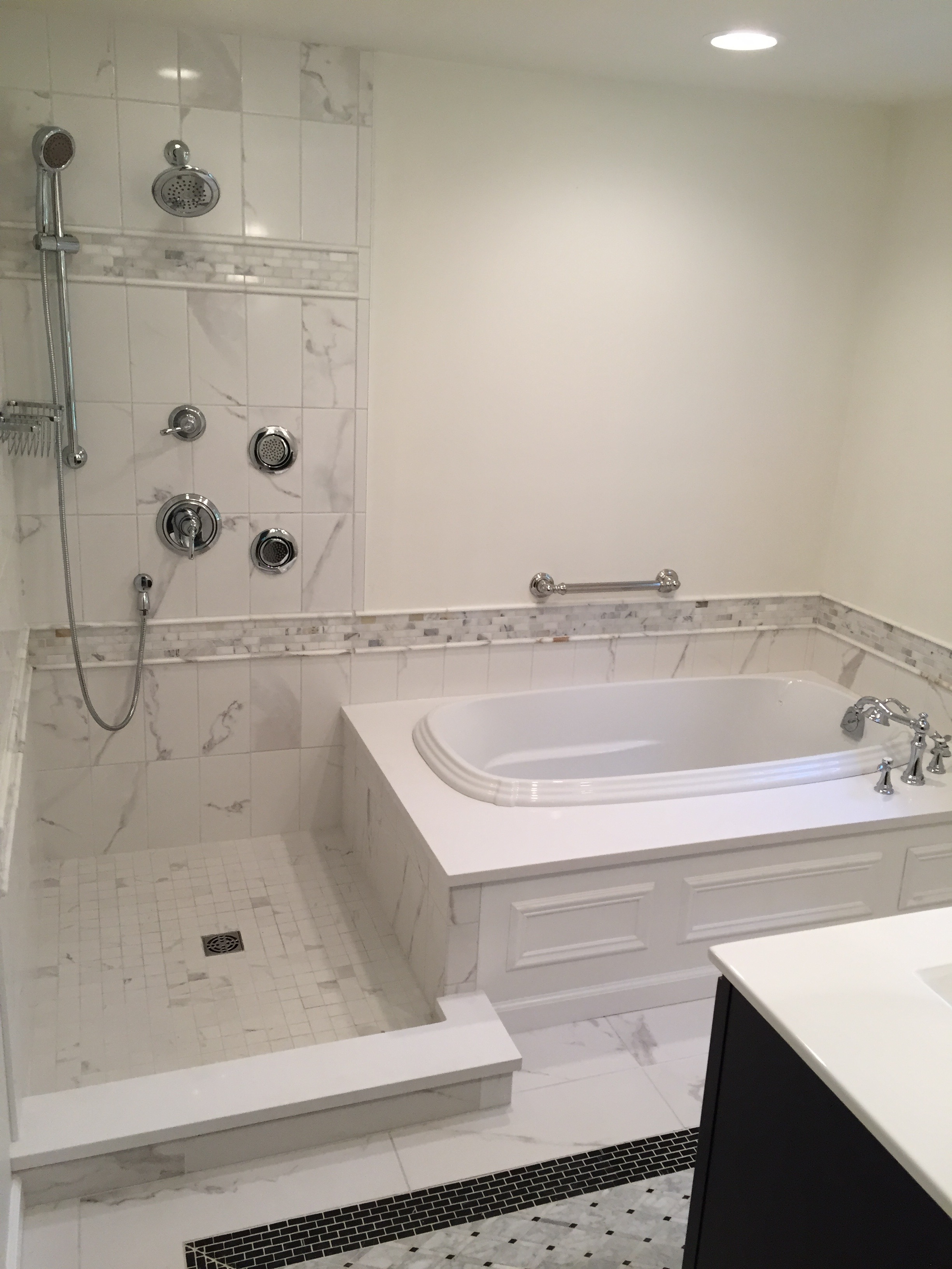 Bathroom Remodel In Williamstown Located In South Jersey AMaster - Bathroom remodeling south jersey