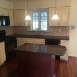 New Kitchen Granite