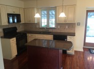 New Kitchen Granite