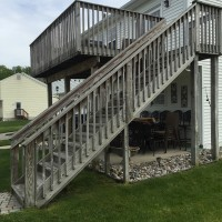 Deck Renovation / Remodel