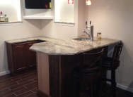 Custom Bar / Renovation