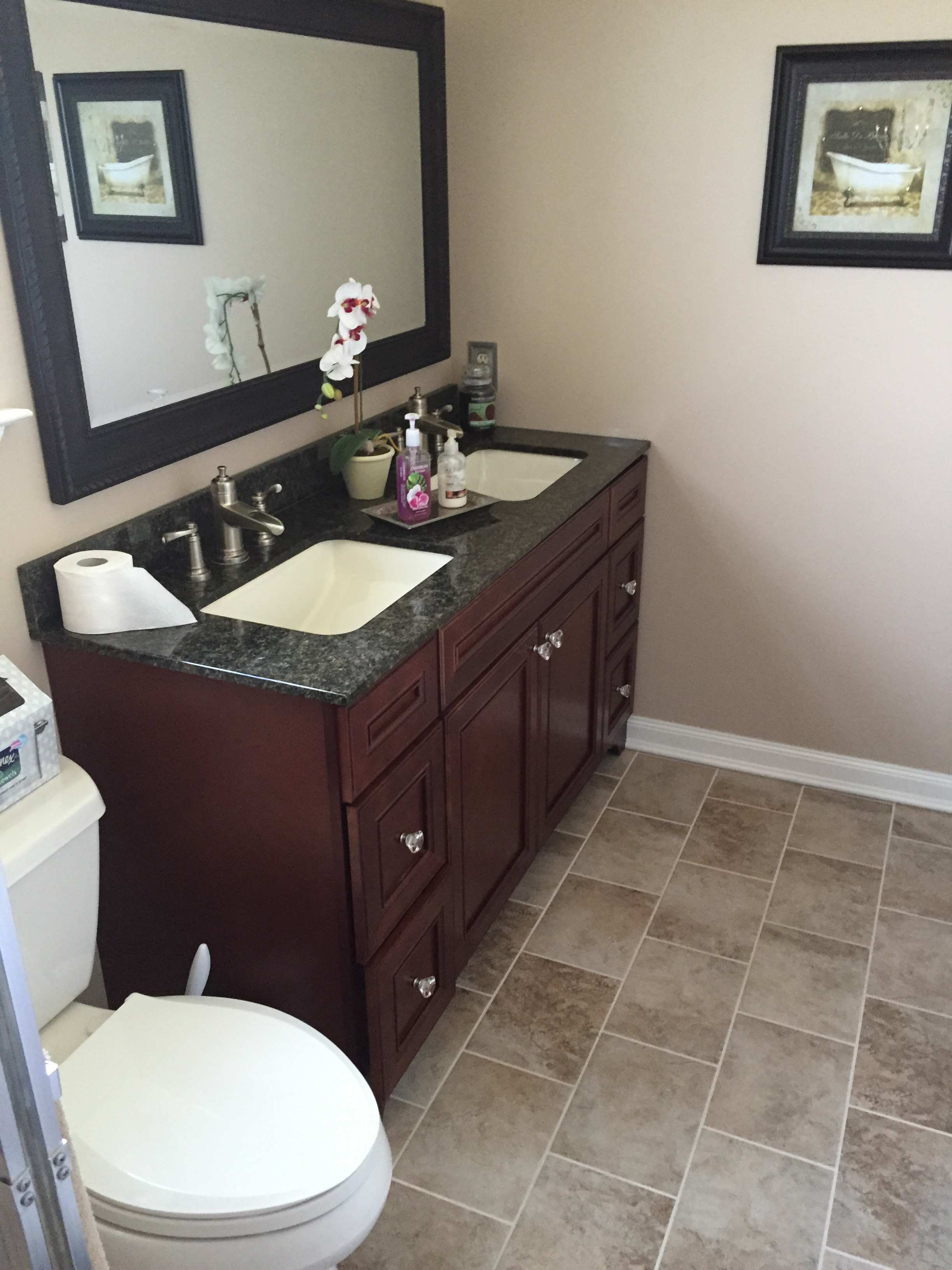 Bathroom Renovation In Sewell Located In South Jersey A Master Builders Remodeling A Master