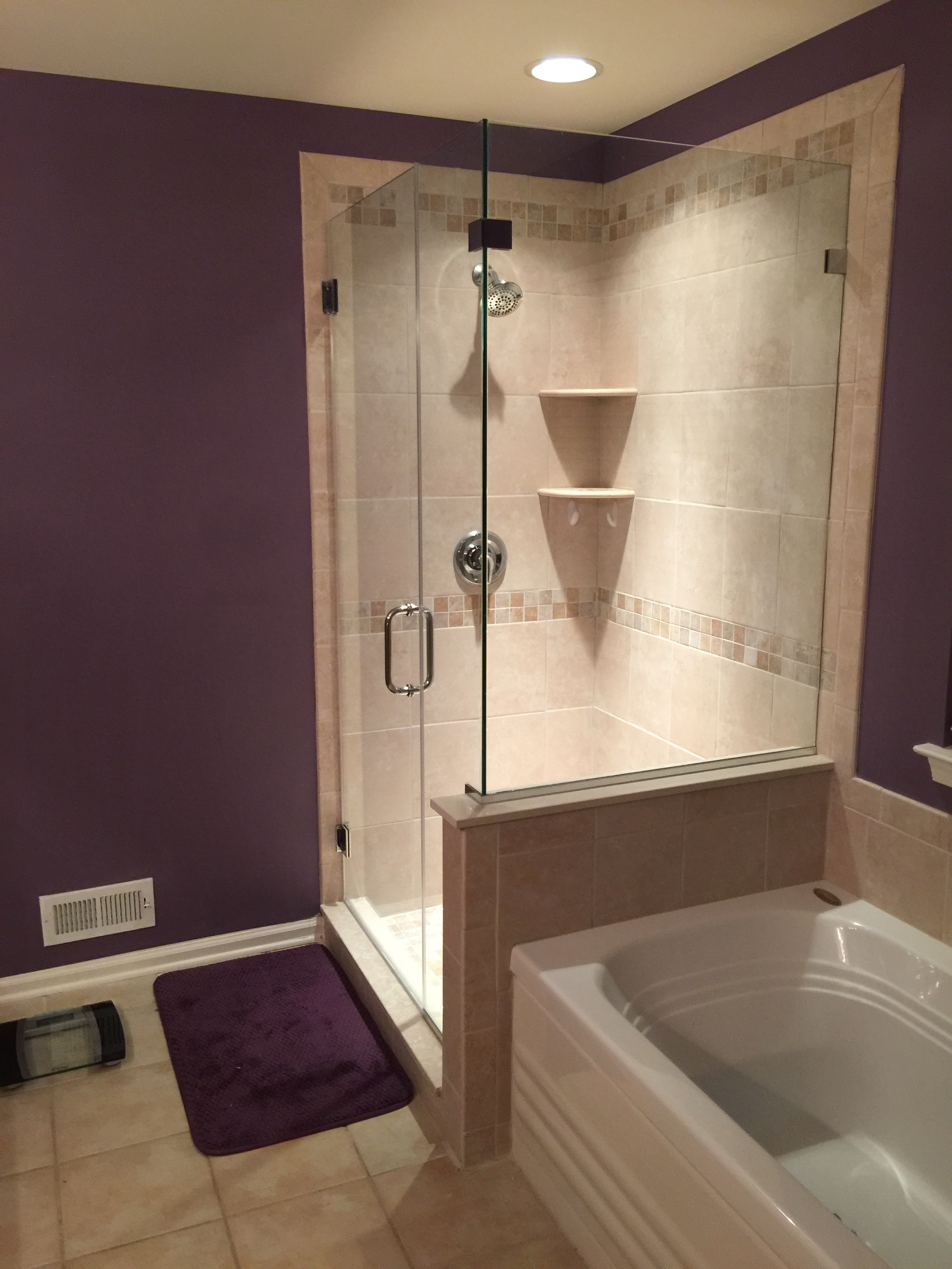 Bathroom Remodel In Mantua Located In South Jersey A Master Builders Remodeling A Master